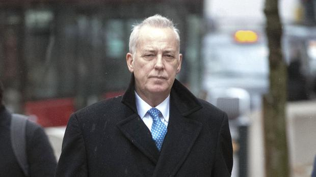 """The Court of Appeal ruled Michael Barrymore is entitled to """"nominal"""" damages only (PA)"""