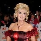 Beverley Callard said she believed her character would never have a relationship with a married man (Zak Hussein/PA)