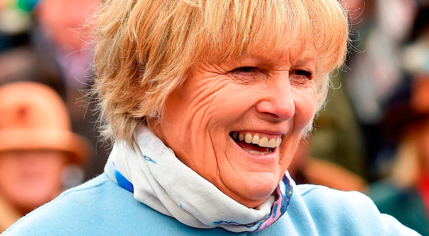 'Sizing' pleases Harrington but she warns he has 'long way to go'