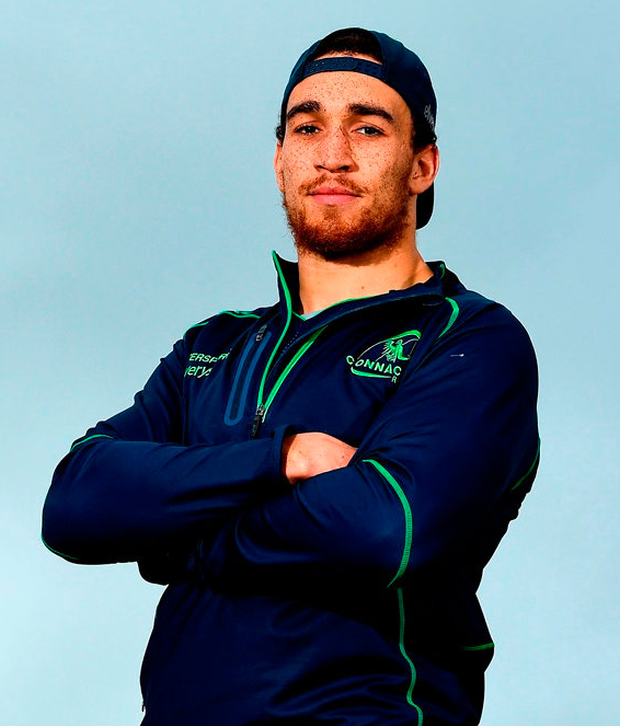 Ultan Dillane knows what he has to do to force his way back into Joe Schmidt's World Cup plans. Photo: Harry Murphy/Sportsfile