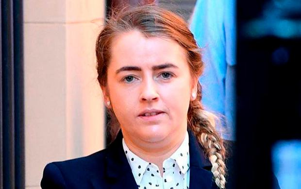 Tina Cahill: Expected to serve five years of her eight-year jail term