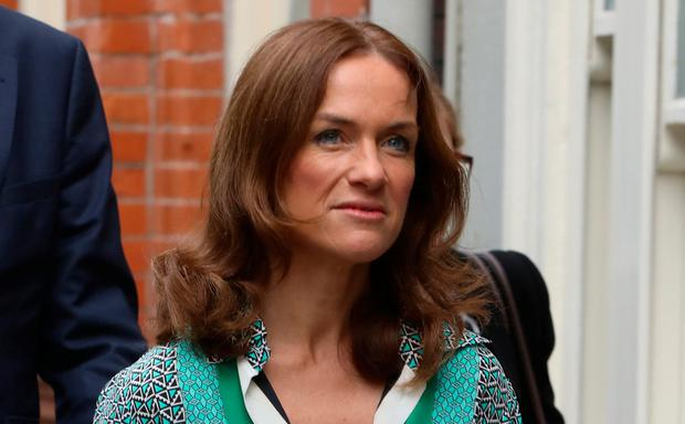 January 1 deadline: Dr Rhona Mahony of the National Maternity Hosptial. Photo: Collins