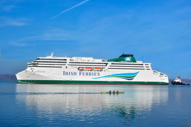 Irish Ferries' W.B. Yeats