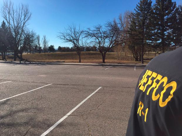 Students kept inside at Columbine school following threat