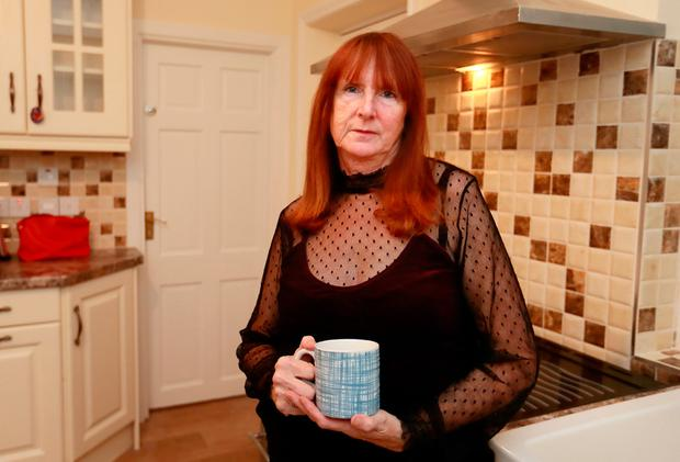 Wendy Rossiter pictured in the kitchen at her home in Portrane. Picture Credit: Frank McGrath