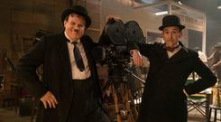 Last reel: Reilly and Coogan's film charts Laurel and Hardy on their final tour to the UK and Ireland