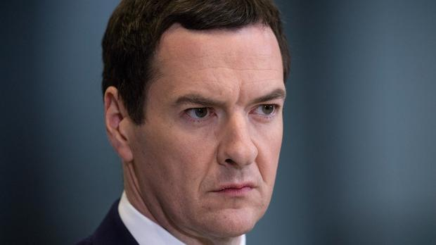 Former UK chancellor George Osborne. Picture: Matt Cardy/PA