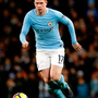 Manchester City's Kevin De Bruyne. Photo: Martin Rickett/PA
