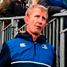 Leinster's head coach Leo Cullen Photo: Sportsfile