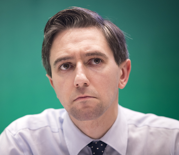 Health Minister Simon Harris. Picture: Arthur Carron.
