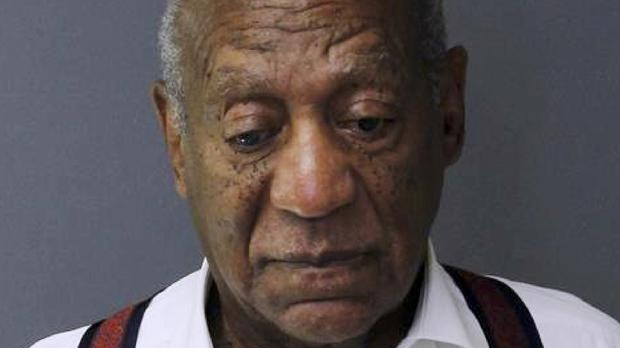 Mugshot of Bill Cosby (Montgomery County Correctional Facility/AP)