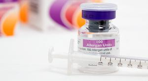Smooth: Botox by Allergan has been popular with many celebrities. Stock picture