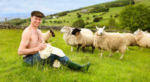 Outstanding in their field: Stephen Conway, Carlow. Photos: Ian Shipley and Jan Golden