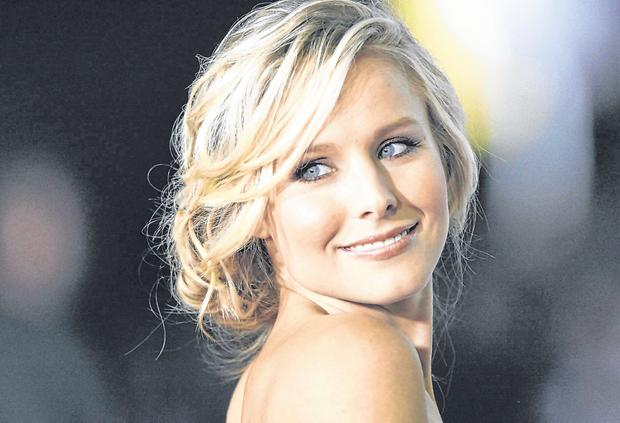American actress Kristen Bell doesn't let her daughter watch some Disney productions