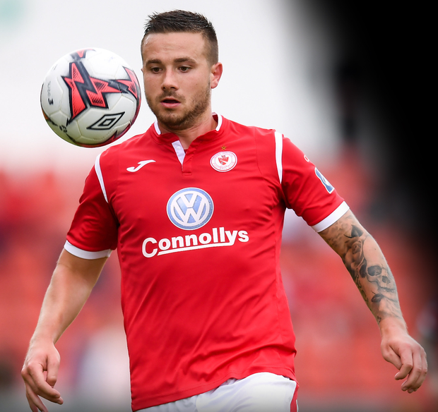 Mikey Drennan has left Sligo Rovers to join St Pat's, where Harry Kenny is putting a strong squad together. Photo: Sportsfile