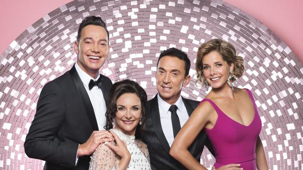 Strictly Come Dancing judges (Ray Burmiston/BBC/PA)