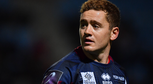 Denied costs: Paddy Jackson is now playing his club rugby in France. Picture: Sportsfile