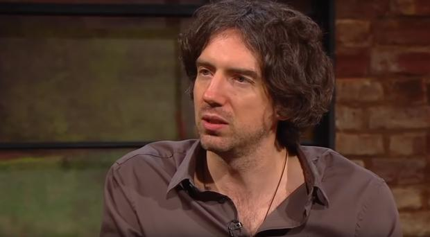 Gary Lightbody on the Late Late Show