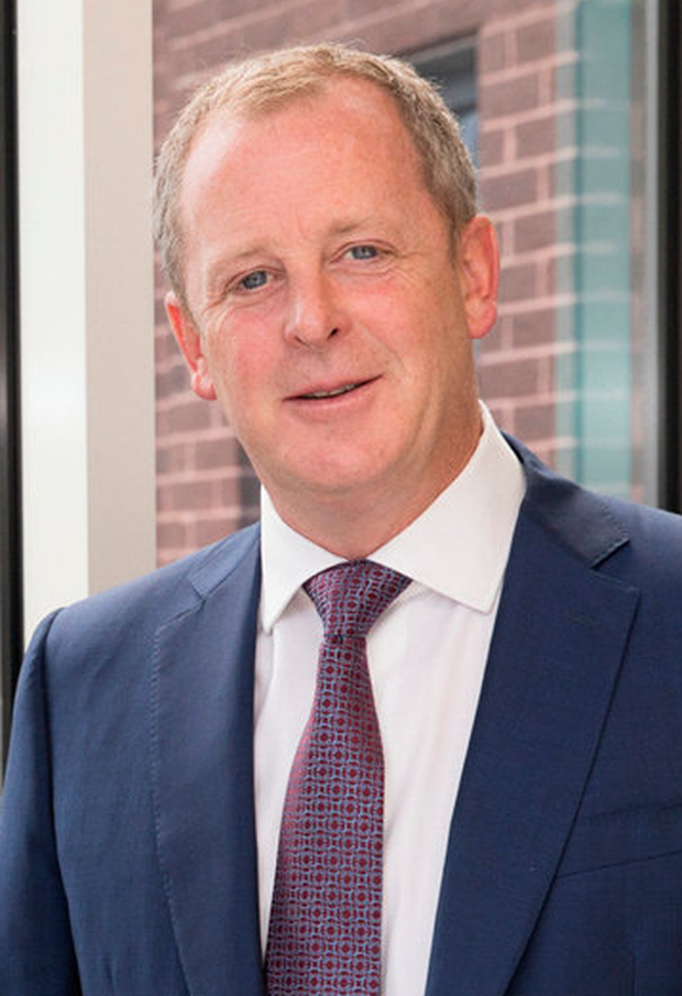 Michael Stanley, CEO of Cairn Homes