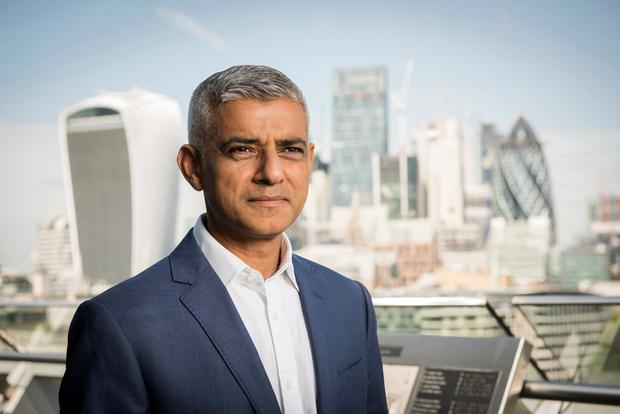 Mayor of London Sadiq Khan unilaterally declared that he was planning to ban all junk food advertising on Transport for London's out-of-home network