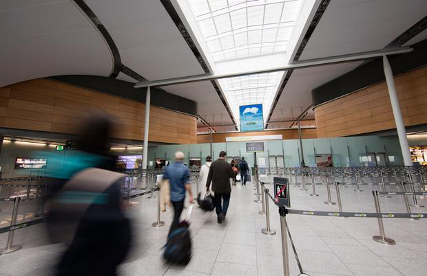 Dublin Airport utilised technology to power its app information on queueing times