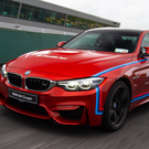 You can try the ultimate driving experience at Mondello in the BMW M4