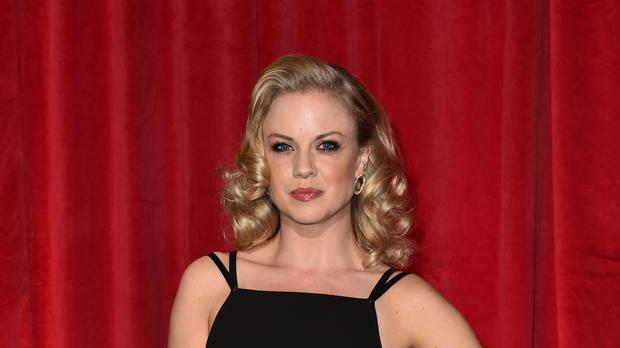 Professional dancer Joanne Clifton won Strictly Come Dancing in 2016 (Matt Crossick/PA)