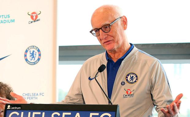 Chelsea chairman Bruce Buck. Photo: Paul Kane/Getty Images