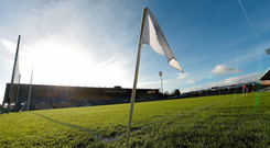 O'Neill took huge pride in a stadium which won the Pitch of the Year Award earlier this season. Stock photo: Sportsfile