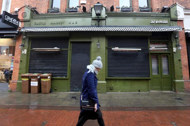 In a surprise announcement on Friday, Jo'Burger, which owned Dublin restaurants including Crackbird and Jo'Burger, said it was to cease trading immediately. Photo: Leah Farrell/RollingNews.ie