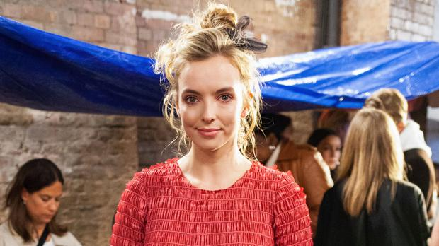 Jodie Comer said the second series of Killing Eve has a 'different energy' (Katie Collins/PA)