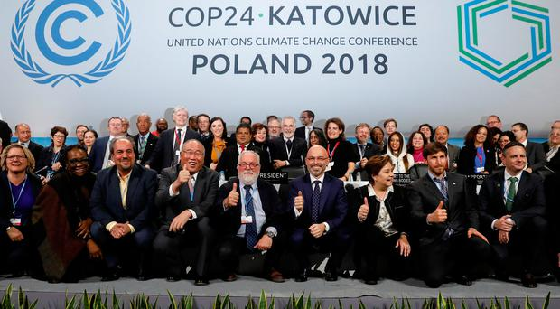 'Small steps' as 200 nations back transparent rules on climate change