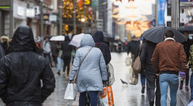 More heavy rain and wind on the way as Met Éireann issues three weather warnings