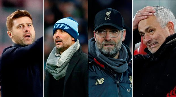 Can one of these four men lead their team to European glory this season?