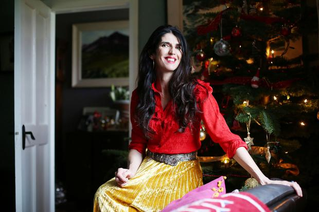 """Kathy Donaghy at home in Donegal: """"I'm never going to be a Nigella"""". Photo: Lorcan Doherty"""