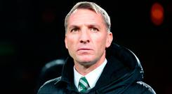 Brendan Rodgers impressed by his young stars. Photo: PA