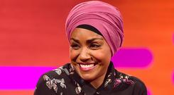 Bake Off's Nadiya Hussain reveals 'no frills' second wedding to husband (Ian West/PA)