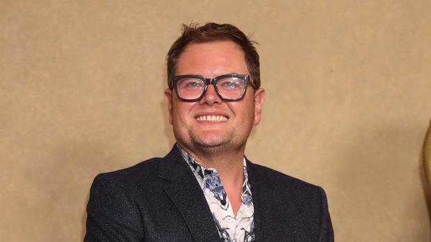 Alan Carr confirms Strictly offer but says 'I don't want to film the VTs' (Yui Mok/PA)