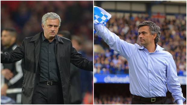 Jose Mourinho enjoyed lots of success early in his career, but it has dried up in recent times.