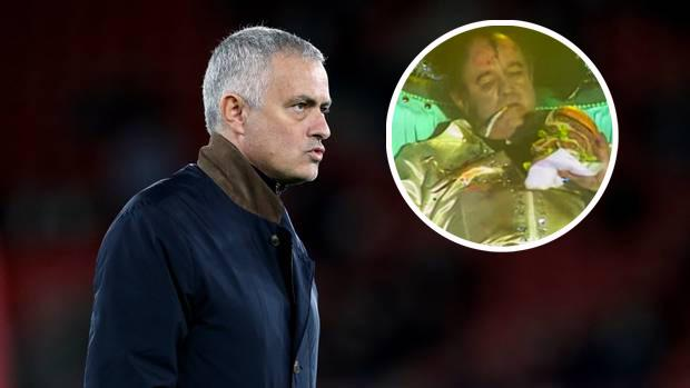Jose Mourinho has been sacked as manager of Manchester United.