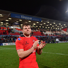 14 December 2018; Jordi Murphy of Ulster following the Heineken Champions Cup Pool 4 Round 4 match between Ulster and Scarlets at the Kingspan Stadium in Belfast. Photo by Ramsey Cardy/Sportsfile