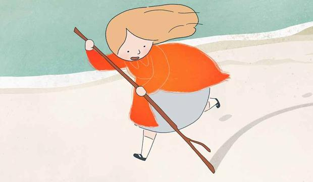 The stunning cartoon is now in the running to make the final nominations for Best Animated Short at the Academy Awards.