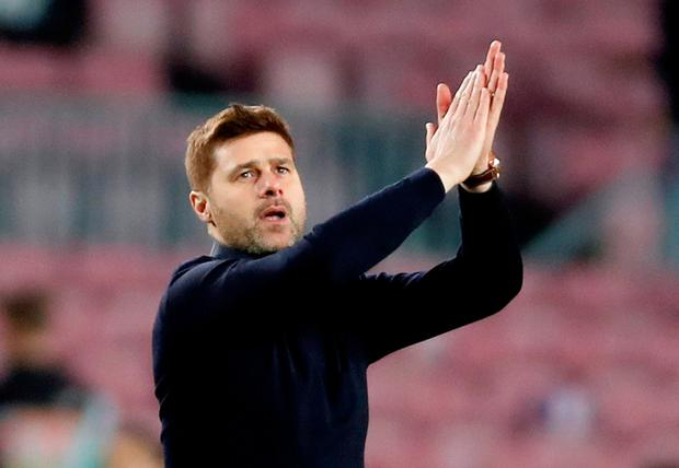 Mauricio Pochettino is likely to have a big decision to make at the end of the season. Photo: Reuters