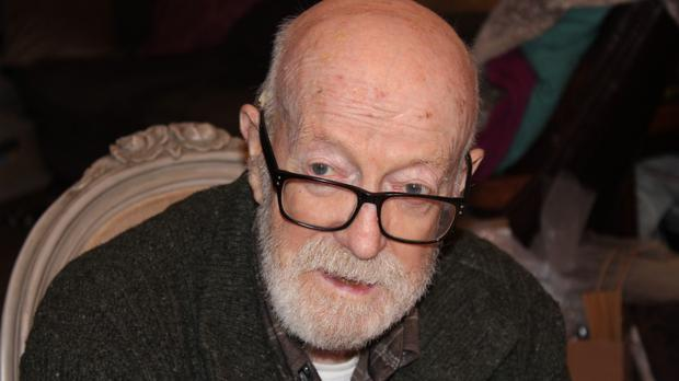 Bill Sellars has died aged 93 (Family handout/PA)