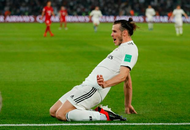 Bale hat-trick leads Real Madrid into Club World Cup final