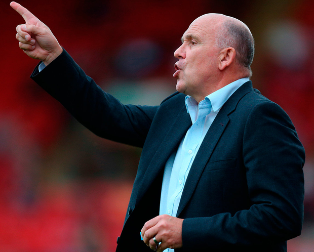 Mike Phelan also returns. Photo: Barry Coombs/PA Wire