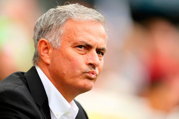 Ultimatum: Mourinho's preferred defenders were regarded as either too expensive, too old or not good enough. Photo: Dan Istitene/Getty Images