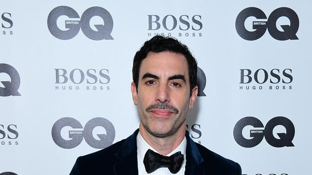 Sacha Baron Cohen said Who Is America? will not return for a second season (Ian West/PA)