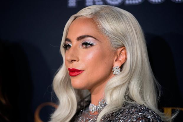 Lady Gaga attends the premiere of Warner Bros. Pictures'