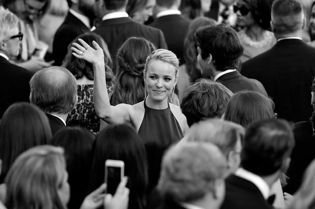 Rachel McAdams attends the 88th Annual Academy Awards at Hollywood & Highland Center on February 28, 2016 in Hollywood, California. (Photo by Mike Windle/Getty Images)